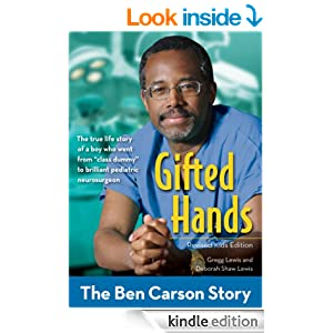 gifted hands book report Gifted hands is an inspiring story about a frustrated inner-city black kid who lives  indetroit, michigan with his mother and older brother  this book is an exciting,  motivating autobiography about a man wholives to help others  report abuse.