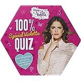 100 % quiz spécial Violetta