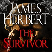 The Survivor Audiobook by James Herbert Narrated by Robert Powell