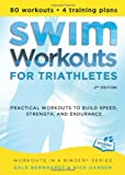 img - for Swim Workouts for Triathletes: Practical Workouts to Build Speed, Strength, and Endurance (Workouts in a Binder) book / textbook / text book