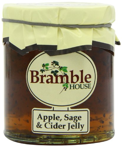 Bramble House Apple Sage and Cider Jelly 227 g (Pack of 12)