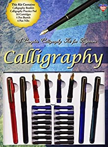 A Complete Calligraphy Kit For Beginners