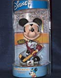 Disney NHL Mickey Mouse Colorado Avalanche Bobble Head
