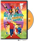 Willy Wonka & Chocolate Factory [DVD] [Region 1] [US Import] [NTSC]