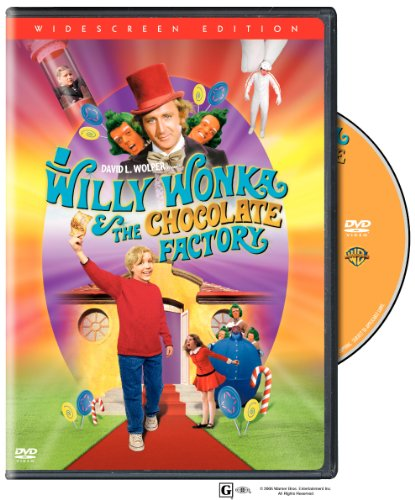 Willy Wonka & the Chocolate Factory (Widescreen Edition)