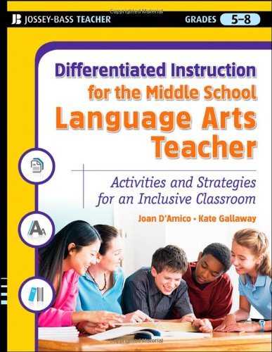 Differentiated Instruction for the Middle School Language...