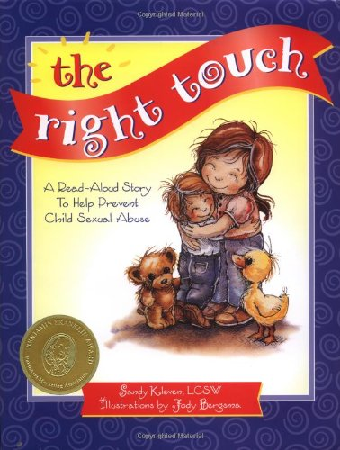 Cover of 'The right touch'