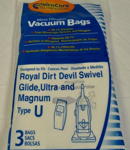 Dirt Devil U Bag front-97127
