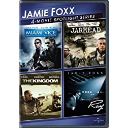 Jamie Foxx 4-Movie Spotlight Series