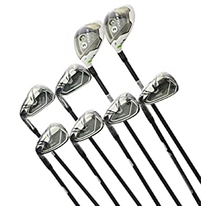 TaylorMade RocketBallz RBZ Iron and Rescue Combo Set by TaylorMade