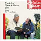 Music for Voice & Guitar - Julian Bream Edition Vol. 18