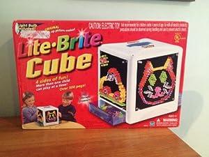 Lite-Brite Cube