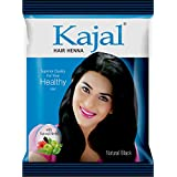 Kajal Hair Henna Black,30GM( Pack Of 10)