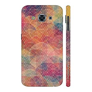 Enthopia Designer Hardshell Case Abstract Art 2 Back Cover for Samsung Galaxy J3 Pro