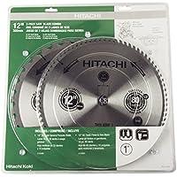 Hitachi Miter Circular Saw Blade Set