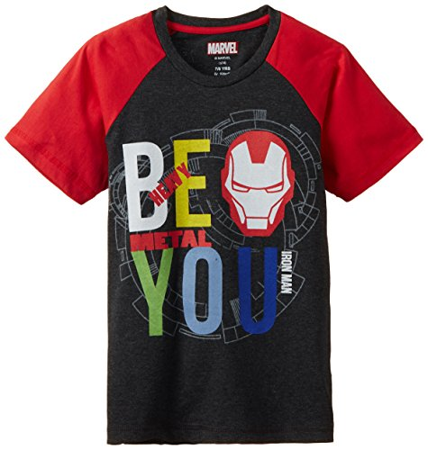 Marvel Marvel Boys T-Shirt (Multicolor)