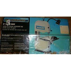 Delta Sm400 Shopmaster 3 Amp 9 Inch Benchtop Band Saw Power Band Saws