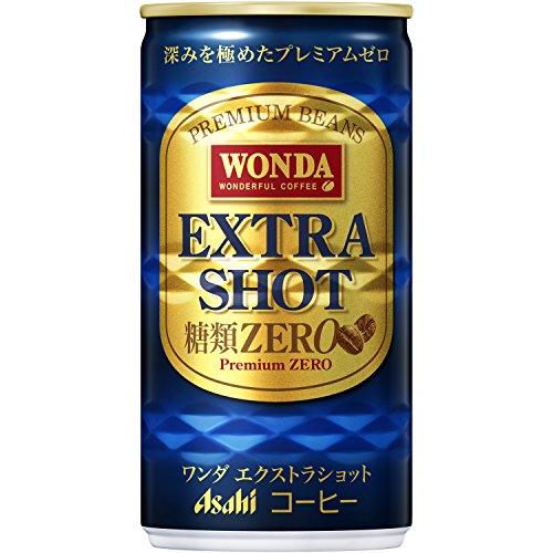 アサヒ飲料 ワンダ エクストラショット185g×30本