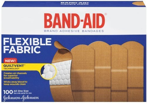 band-aid-adhesive-bandages-flexible-fabric-all-one-size-1-x-3-100-count