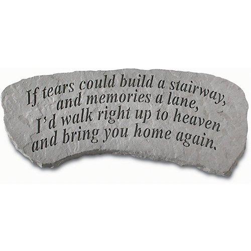 If Tears Bench