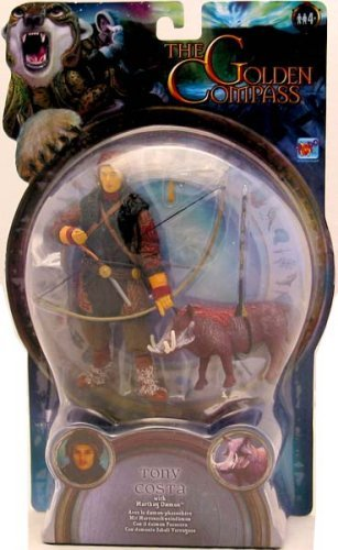 Golden Compass - Tony Costa - Popco