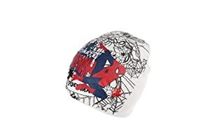 MARVEL Gorro Ultimate Spider (Blanco)