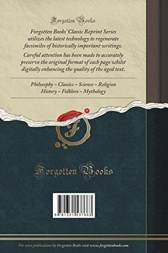 Interludes Verses (Classic Reprint)