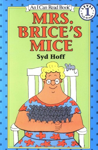 Mrs. Brice's Mice (An I Can Read Book, Level 1)