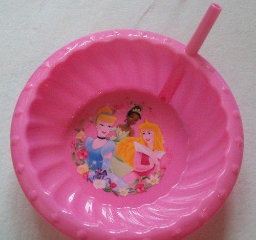 Disney Princess 6 Oz. Sipper Bowl front-778801