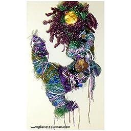 Sirena del Mare Mermaid Art Doll