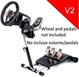 Racing Steering Wheel Stand for Logitech G27/G25, G29 and G920...