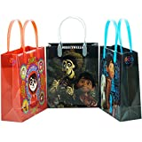 Disney Coco Remember Me 12 Reusable Goodie Medium Gift Bags 8