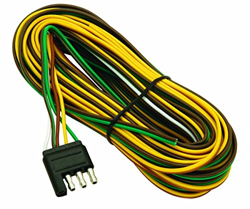 Wesbar 707261 Wishbone Style Trailer Wiring Harness with 4-Flat Connector (Grand The Ft Auto 5 compare prices)
