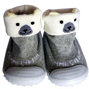 C2BB - Zapatillas de estar por casa de material sintético para niño por C2BB - BebeHogar.com