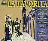echange, troc Barbieri, Raimondi, Tagliabue - Donizetti: La Favorita