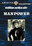 Manpower [DVD] [1941] [Region 1] [US Import] [NTSC]