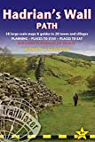 Hadrian's Wall Path, 3rd: British Walking Guide: planning, places to stay, places to eat; includes 58 large-scale walking maps (British Walking Guide Hadrian's Wall Path Wallsend to Bowness-On-Solway)