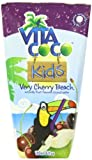 Vita Coco Kids Coconut Water, Very Cherry Beach, 6 Ounce (Pack of 18)