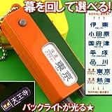 【トミーテック】部品模型シリーズKHM-03 方向幕キーチェーン113系東海道線(東京地区)
