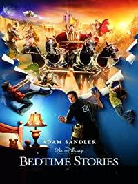 Bedtime Stories (BLURAY) Fantasy | Comedy  * Adam Sandler