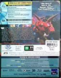 Big Hero 6 (Blu-ray Steelbook Blu-ray 3D + Blu-ray) Import** /