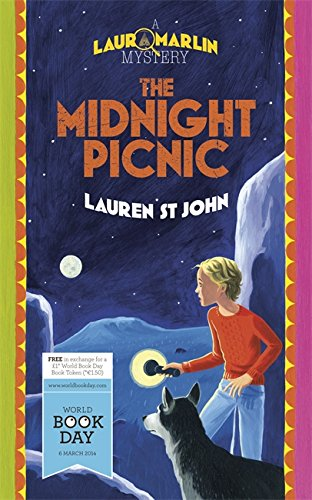 05 The Midnight Picnic (Laura Marlin Mysteries)