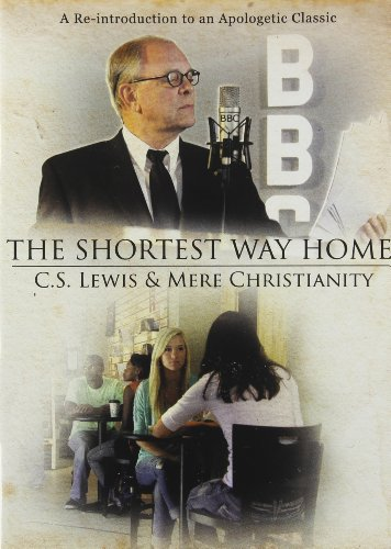 The Shortest Way Home: C.S. Lewis & Mere Christianity (Cs Movie compare prices)