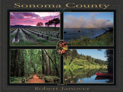 Sonoma County California, Robert Janover