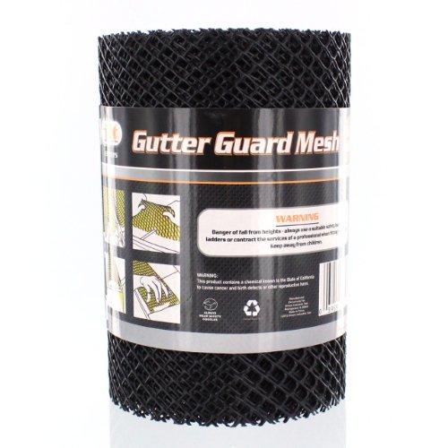 IIT 30535 Gutter Guard Mesh, 16 1/2-Feet x 6-1/2-Inch