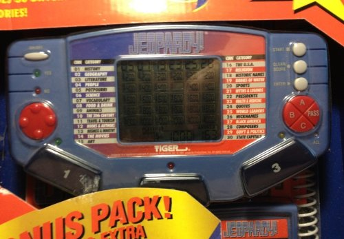 Jeopardy! Electronic LCD Game - 1