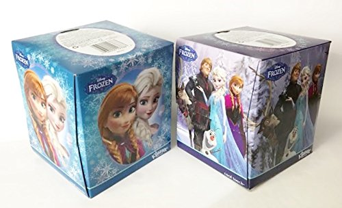 kleenex-cool-touch-2-ply-unscented-50-facial-tissues-disney-frozen-pack-of-2