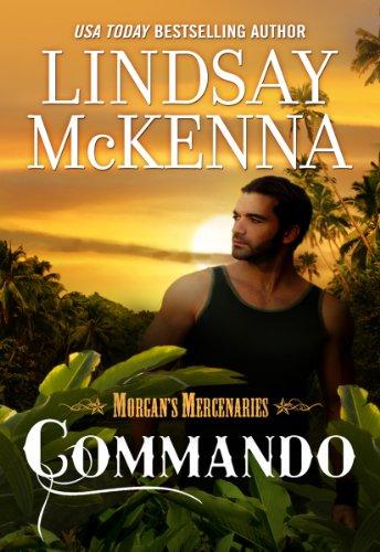 Commando (Morgan's Mercenaries) by Lindsay McKenna