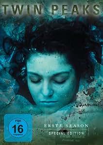 Twin Peaks - Season 1 [4 DVDs]