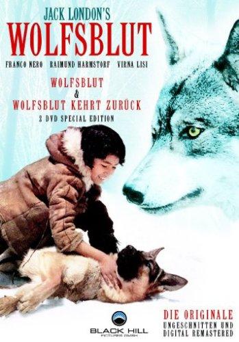 Jack London's Wolfsblut & Wolfsblut kehrt zurück (2 DVD Special Edition)